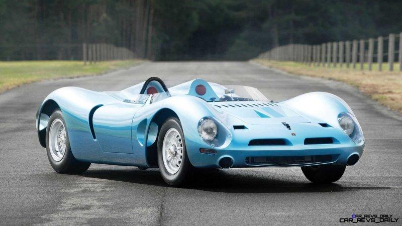 1967 Bizzarrini P538 Speedster 1