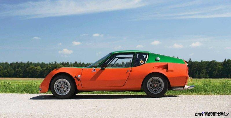 1971 Abarth Scorpione Prototipo 5