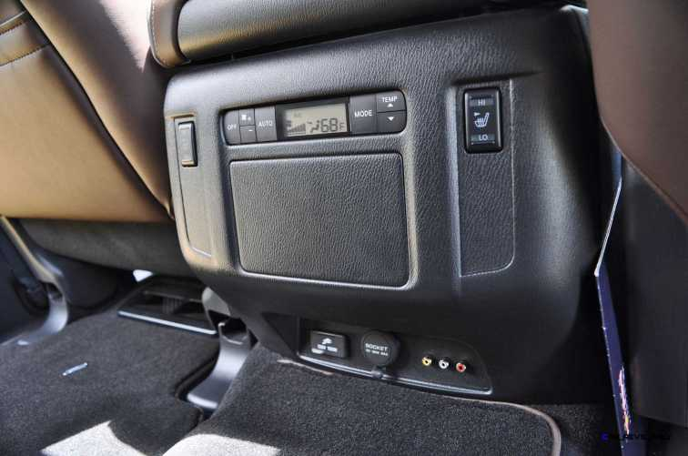 2015 INFINITI QX80 Limited AWD 69