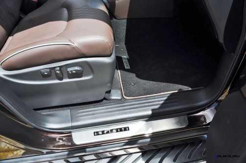 2015 INFINITI QX80 Limited AWD 75