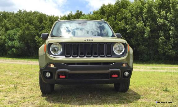 2015 Jeep RENEGADE Trailhawk Review 103