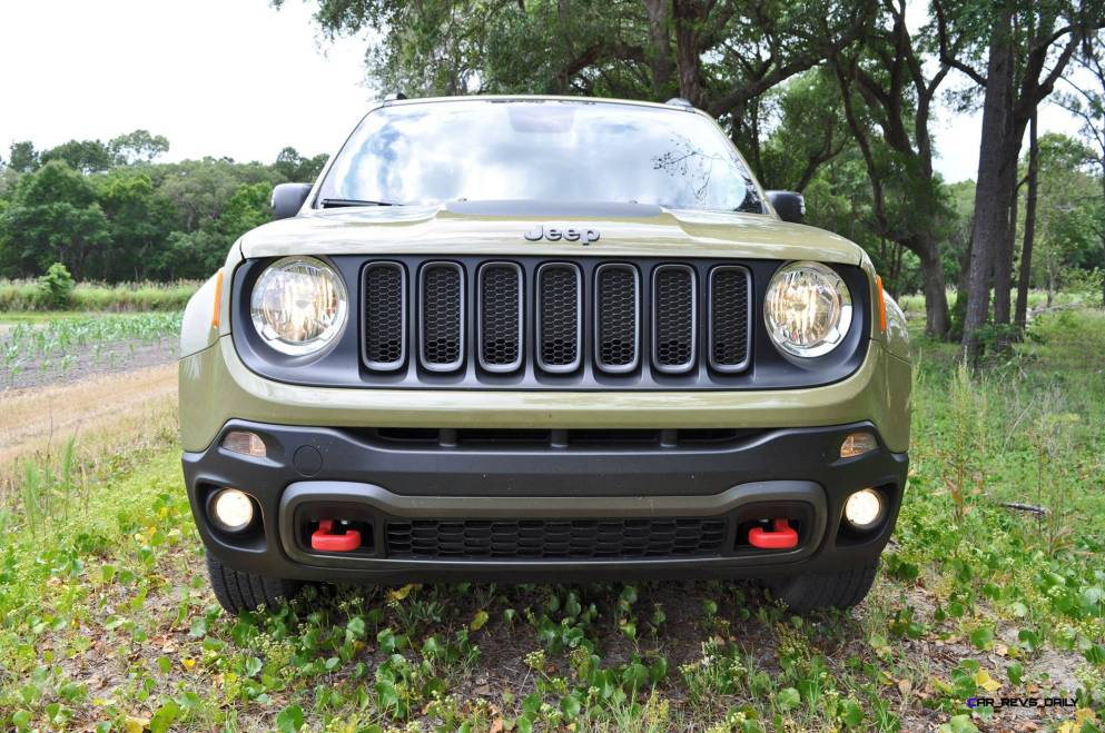 2015 Jeep RENEGADE Trailhawk Review 52