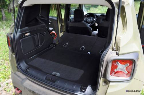 2015 Jeep RENEGADE Trailhawk Review 59