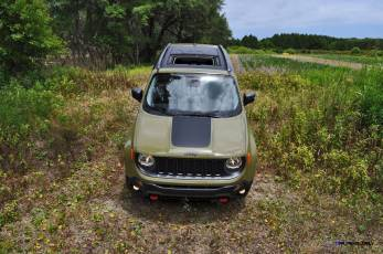 2015 Jeep RENEGADE Trailhawk Review 81