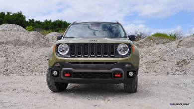 2015 Jeep RENEGADE Trailhawk Review 84