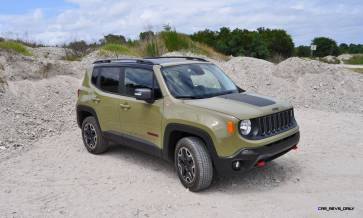 2015 Jeep RENEGADE Trailhawk Review 86