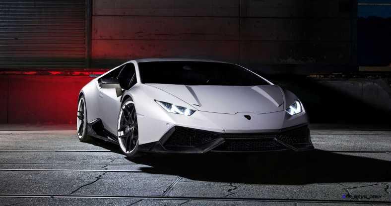 2015 Lamborghini Huracan by NOVITEC TORADO 25
