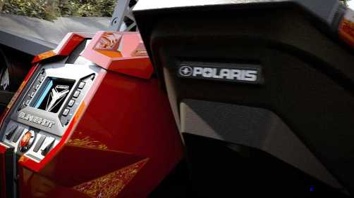 2015 Polaris SlingShot SL 23