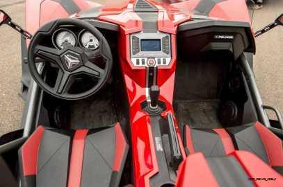 2015 Polaris SlingShot SL 65