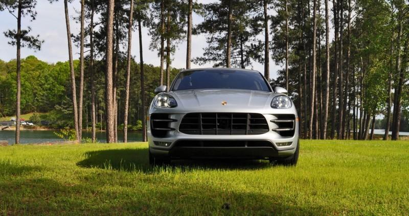 2015 Porsche Macan Turbo Review 99