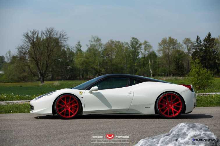 Ferrari 458 Italia - Vossen Forged Precision Series VPS-306 -_18708117632_o