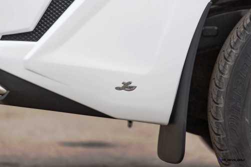 LARTE Design Lexus LX570 Alligator Bodykit White 21