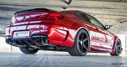 PRIOR-DESIGN PD6XX Widebody BMW 650i and M6 17
