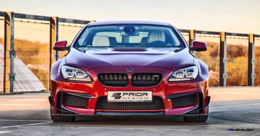 PRIOR-DESIGN PD6XX Widebody BMW 650i and M6 23