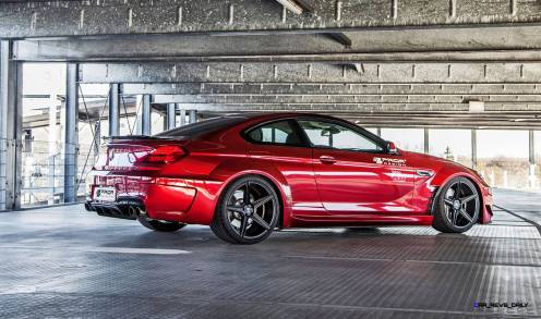 PRIOR-DESIGN PD6XX Widebody BMW 650i and M6 8