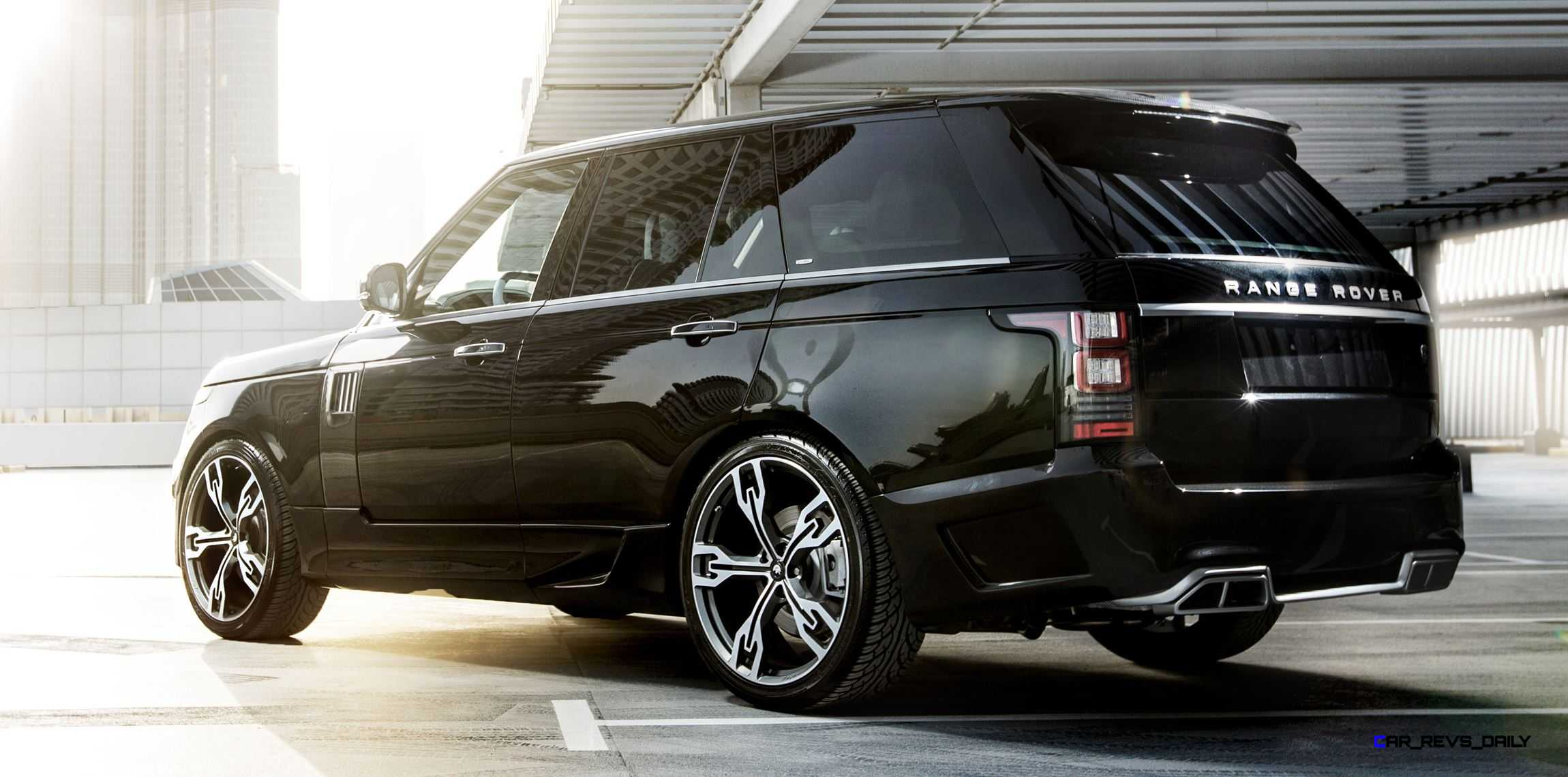 ares design range rover 600 supercharged 3