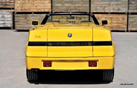 1993 Alfa Romeo RZ by Zagato 7