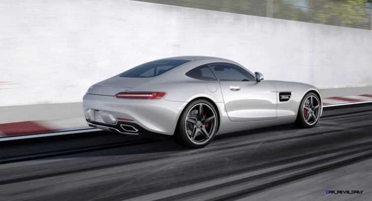2015 AMG GT-S Colors 18