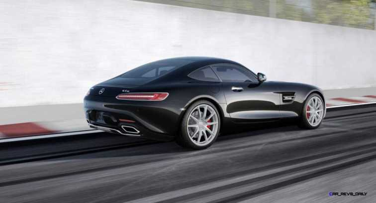 2015 AMG GT-S Colors 2