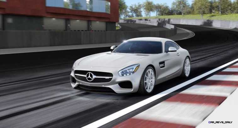 2015 AMG GT-S Colors 40