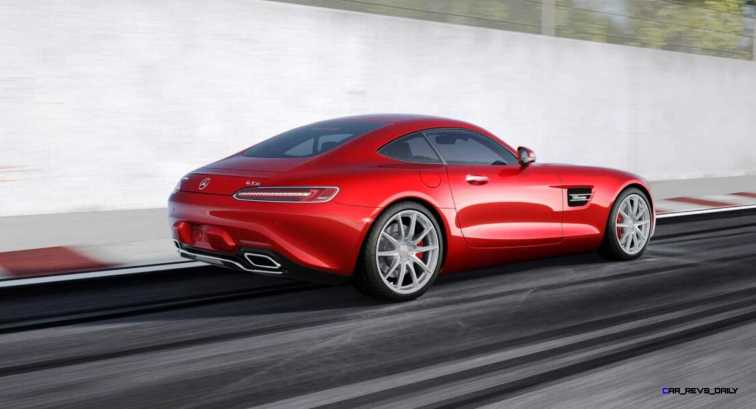 2015 AMG GT-S Colors 6