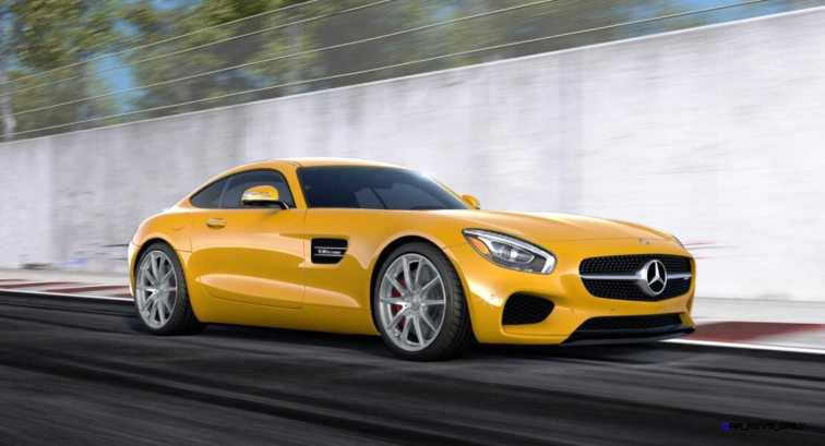 2015 AMG GT-S Colors 9