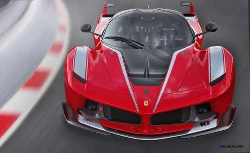 2015 Ferrari FXX K COLORS 23238