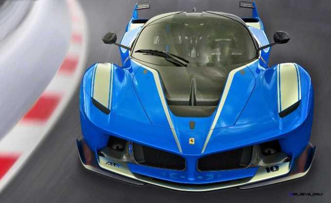 2015 Ferrari FXX K - Rendered COLORS Visualizer 19
