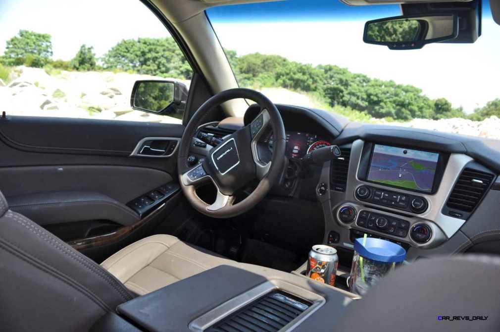 2015 GMC Yukon DENALI XL 111