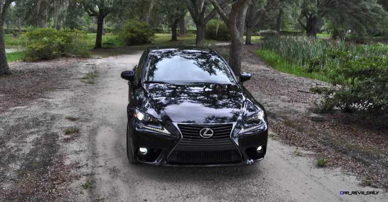 2015 Lexus IS250 71
