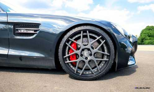 2015 Mercedes-AMG GT S LOMA GT1 Superlight Alloy Wheels 2