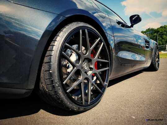 2015 Mercedes-AMG GT S LOMA GT1 Superlight Alloy Wheels 6