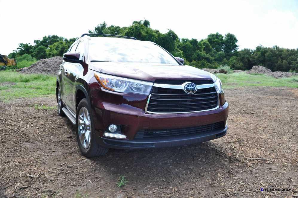 2015 Toyota Highlander AWD Limited 16