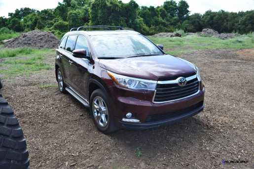 2015 Toyota Highlander AWD Limited 17