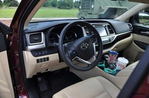 2015 Toyota Highlander AWD Limited - Interior Photos 1