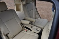 2nd Row Captain Chairs Toyota Highlander 2015