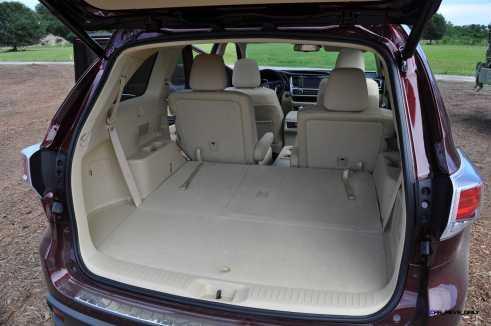 2015 Toyota Highlander AWD Limited - Interior Photos 13