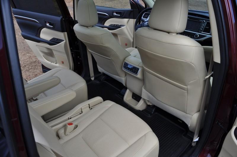 2015 Toyota Highlander AWD Limited - Interior Photos 5