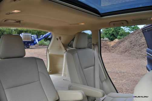 2015 Toyota Highlander AWD Limited - Interior Photos 9