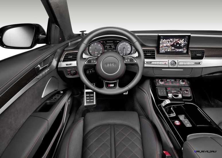 2016 Audi S8 Plus 1