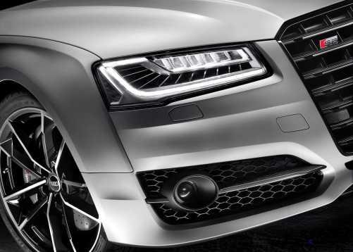 2016 Audi S8 Plus 7
