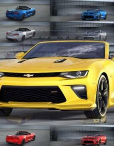 Chevrolet camaro convertible color visfyjualizer also updated with action  le track pack rh car revs daily