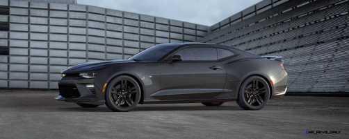 2016 Chevrolet CAMARO Coupe Colors 16