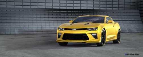 2016 Chevrolet CAMARO Coupe Colors 27