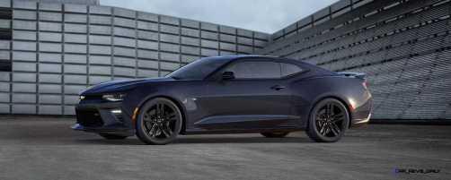 2016 Chevrolet CAMARO Coupe Colors 40