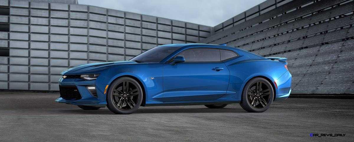 2016 Chevrolet CAMARO Coupe Colors 44