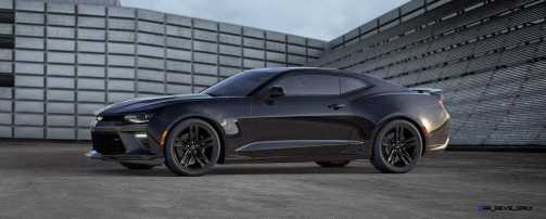2016 Chevrolet CAMARO Coupe Colors 8