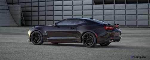 2016 Chevrolet CAMARO Coupe Colors 9