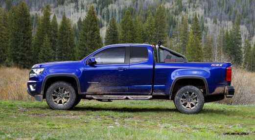 2016 Chevrolet Colorado Trail Boss