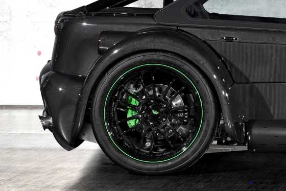 2016 Donkervoort D8 GTO Bare Naked Carbon Edition 11